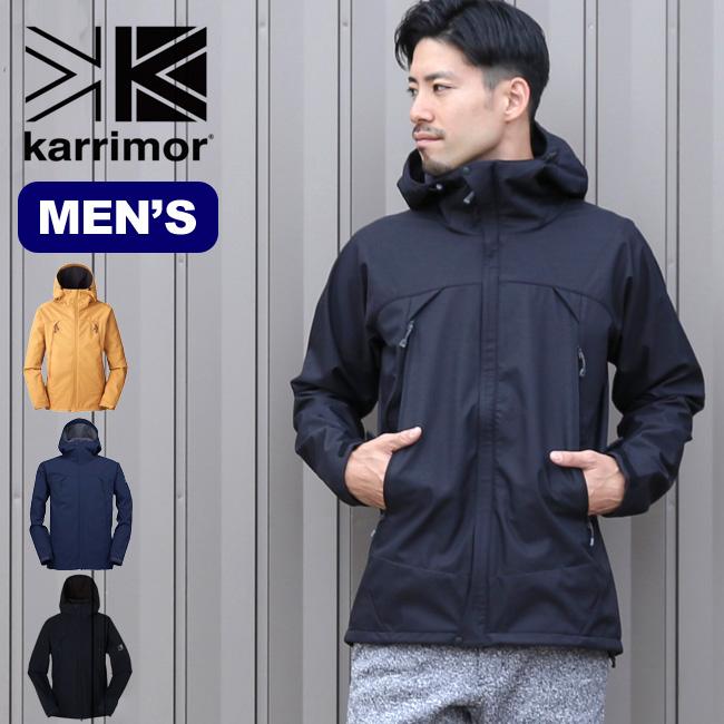 カリマー アリートフーディー karrimor arete hoodie メンズ アウター ジャケット ソフトシェル フーディー <2019 秋冬>