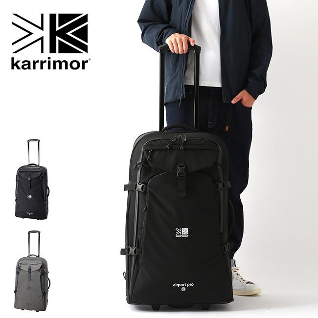 カリマー エアポートプロ70 karrimor airport pro 70キャリーケース キャリーバッグ リュック バックパック 2way 旅行 海外旅行 トラベル 出張 <2019 秋冬>