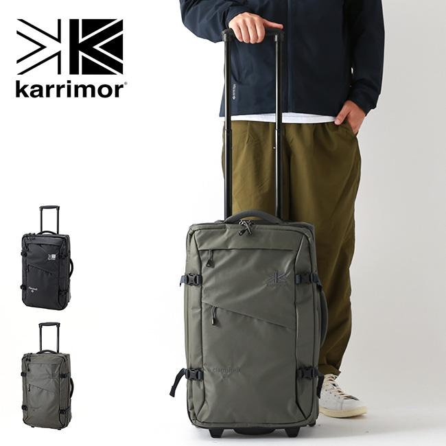 カリマー クラムシェル40 karrimor clamshell 40 500853 キャリーケース キャリーバッグ 旅行 トラベル 海外旅行 出張 遠征 ビジネス アウトドア <2020 秋冬>