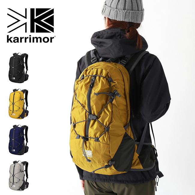 カリマー SL 20 karrimor バックパック リュック リュックサック ザック デイパック 登山用 ハイキング用 20L <2019 秋冬>