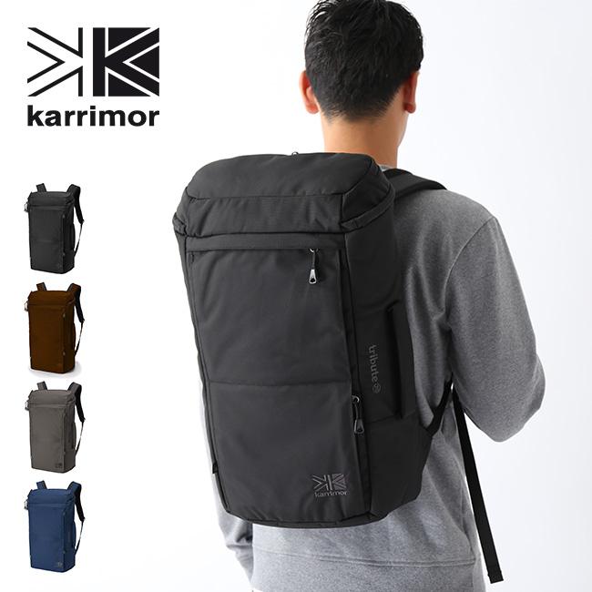 カリマー トリビュート20 karrimor tribute 20 バッグ 鞄 リュック リュックサック ザック デイパック <2019 秋冬>