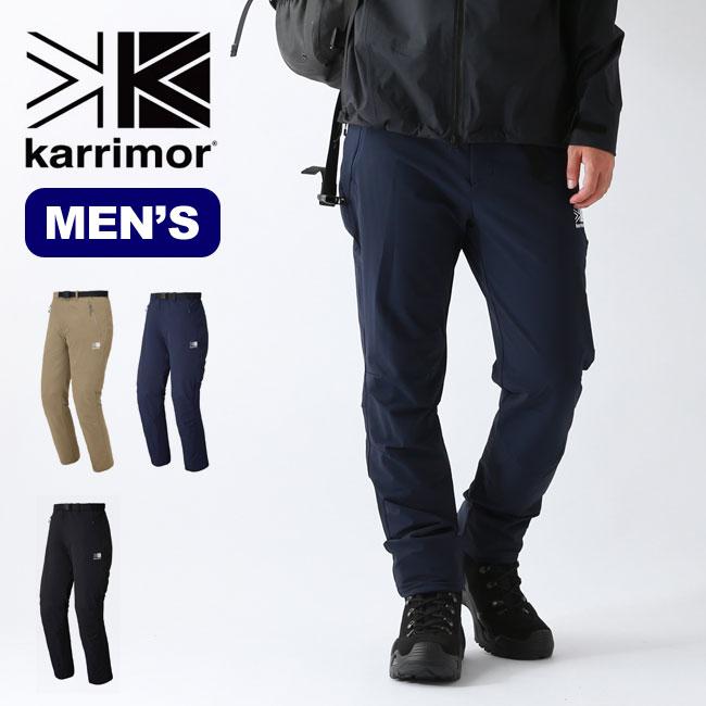 カリマー トレックDFパンツ karrimor trek DF pants メンズ ズボン パンツ <2019 秋冬>