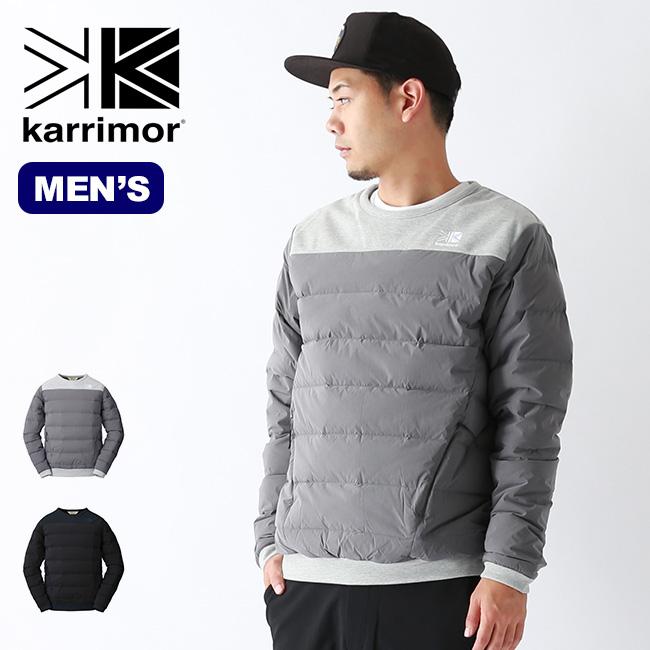カリマー インディーダウンプルオーバー karrimor indie down pullover メンズ トップス アウトドア sp19fw