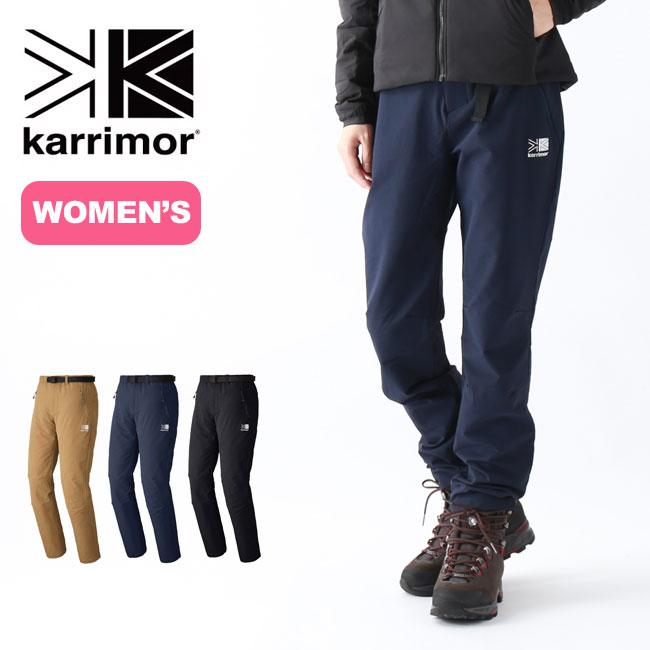 【キャッシュレス 5%還元対象】カリマー トレックDF【ウィメンズ】パンツ karrimor trek DF W's pants レディース ズボン パンツ <2019 秋冬>