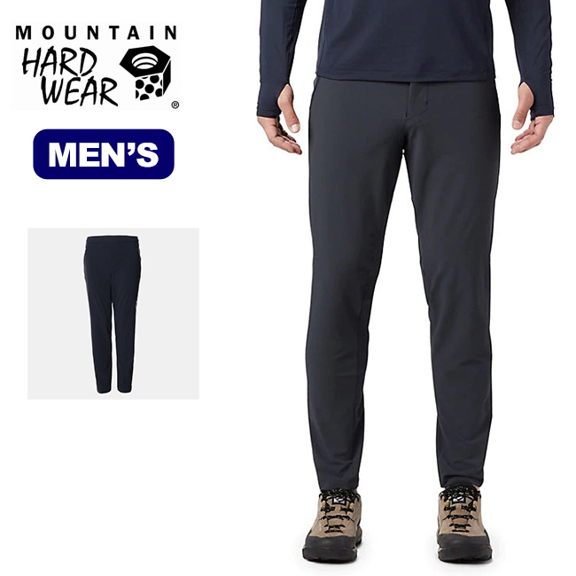 マウンテンハードウェア チョックストンプルオンパンツ Mountain Hardwear Chockstone Pull On Pant メンズ OM8048 アウトドア <2019 秋冬>