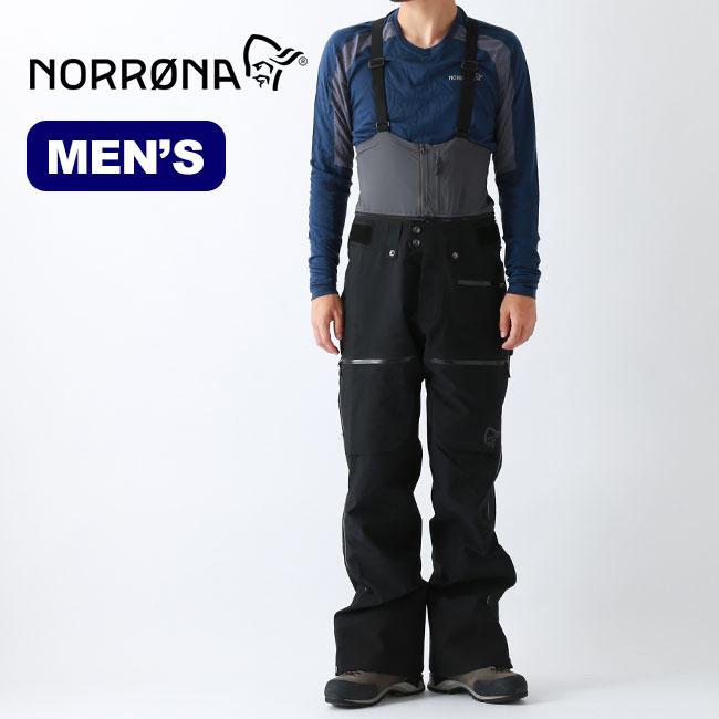 ノローナ ロフォテン ゴアテックス プロパンツ Norrona lofoten Gore-Tex Pro Pants 1017-17 メンズ パンツ ボトムス ハードシェルパンツ <2019 秋冬>