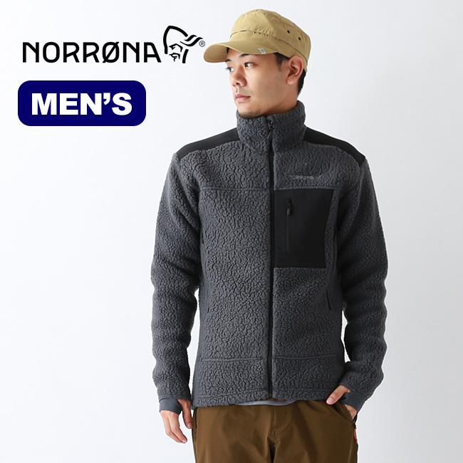 ノローナ トロールヴェゲン サーマルプロジャケット Norrona trollveggen Thermal Pro Jacket メンズ 3030-16 フリースジャケット フリース ジャケット アウター アウトドア sp19aw