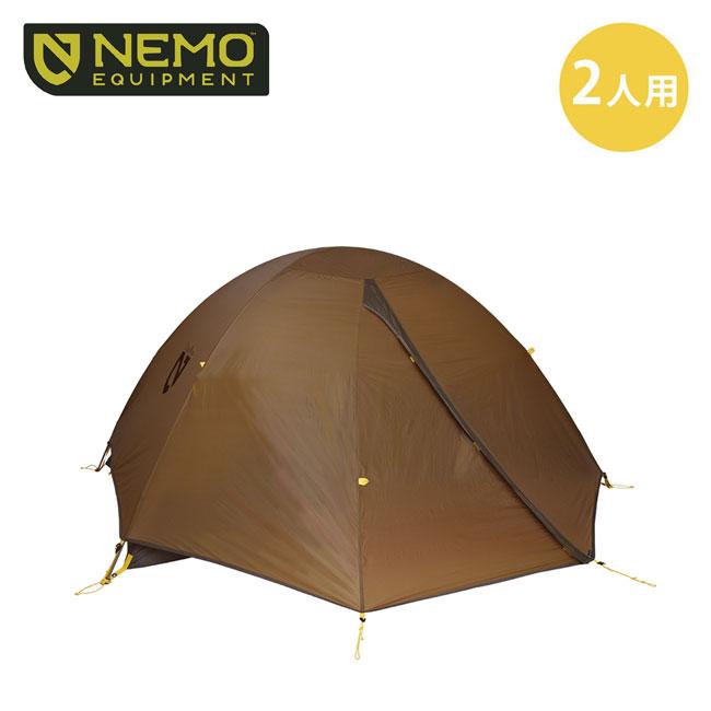 ニーモ アトム 2P NEMO ATOM 2P NM-ATM-2P-CY テント 山岳テント 2人用 初心者用 <2019 秋冬>