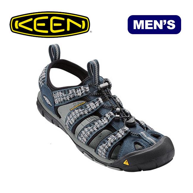 キーン クリアウォーター CNX メンズ KEEN CLEARWATER CNX サンダル 靴 防水サンダル ストラップ シューズ アウトドア sp18ss