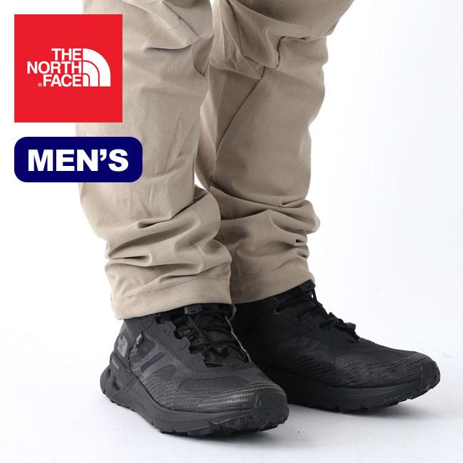 【キャッシュレス 5%還元対象】ノースフェイス スローメモリーハイクミッドゴアテックス THE NORTH FACE Slow Memory Hike Mid GORE-TEX メンズ NF51933 シューズ ダブルシューズ ブーツ ファストパッキング 登山 靴 <2019 秋冬>