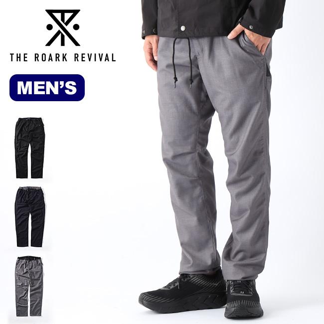 ロアークリバイバル ニュートラベルパンツナローフィット ROARK NEW TRAVEL PANTS NARROW FIT メンズ ロングパンツ ズボン パンツ ボトムス <2019 秋冬>