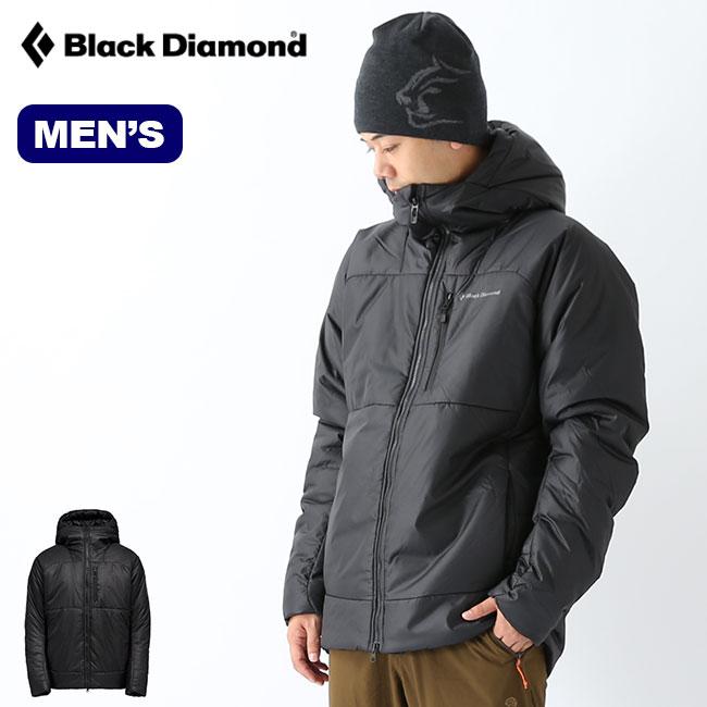 ブラックダイヤモンド スタンスビレイパーカー Black Diamond STANCE BELAY PARKA メンズ BD66074 パーカ ジャケット インサレーションジャケット 中間着 アウター <2019 秋冬>