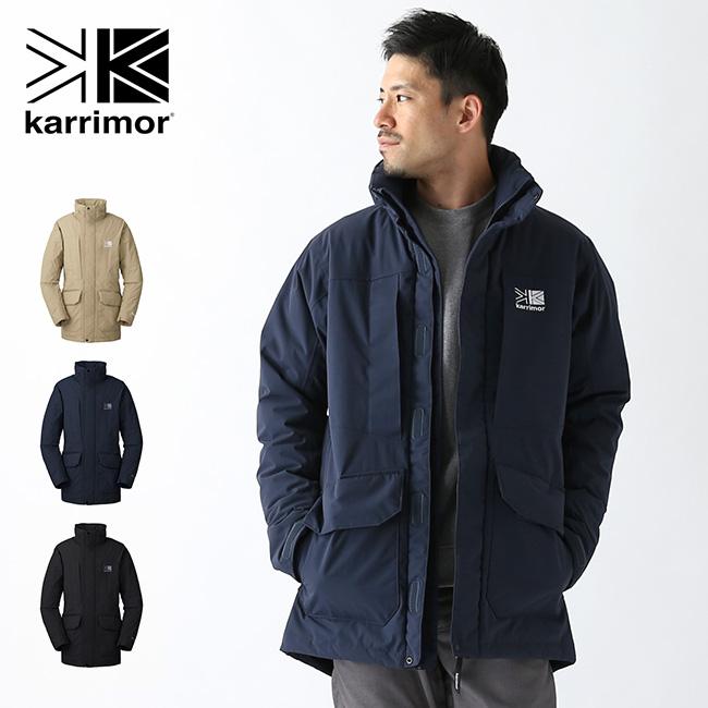 【キャッシュレス 5%還元対象】 karrimor global down coat カリマー グローバルダウンコート アウター ジャケット ダウン コート 防水 sp19fw