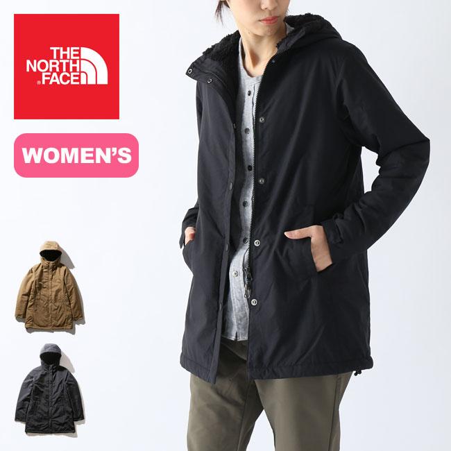 【SALE】ノースフェイス コンパクトノマドコート 【ウィメンズ】 THE NORTH FACE Compact Nomad Coat レディース NPW71935 トップス アウター コート 防風 撥水 アウトドア <2019 秋冬>