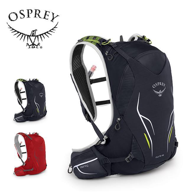 オスプレー デューロ15 OSPREY Duro15 メンズ トレイルランニング トレラン アウトドア <2019 秋冬>