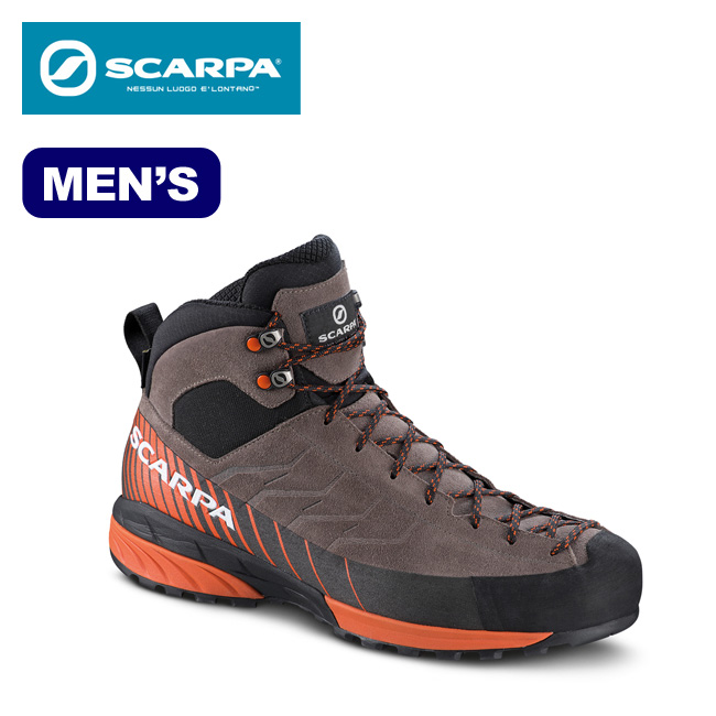 スカルパ メスカリートミッド GTX SCARPA MESCALITO MID GTX メンズ SC21010 シューズ アプローチシューズ 靴 登山靴 耐水 ゴアテックス <2019 秋冬>