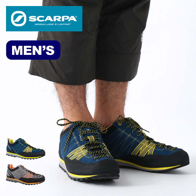 スカルパ クラックス SCARPA CRUX メンズ SC21030 シューズ スニーカー アプローチシューズ クライミング ハイキング トレイル 靴 アウトドア <2019 秋冬>