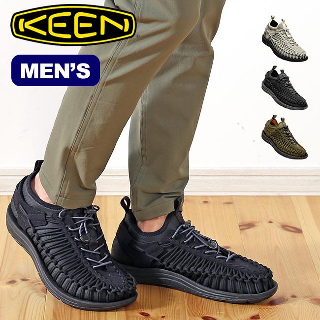 キーン ユニーク エイチティー メンズ KEEN UNEEK HT シューズ スニーカー 靴 コンフォート アウトドア sp18ss