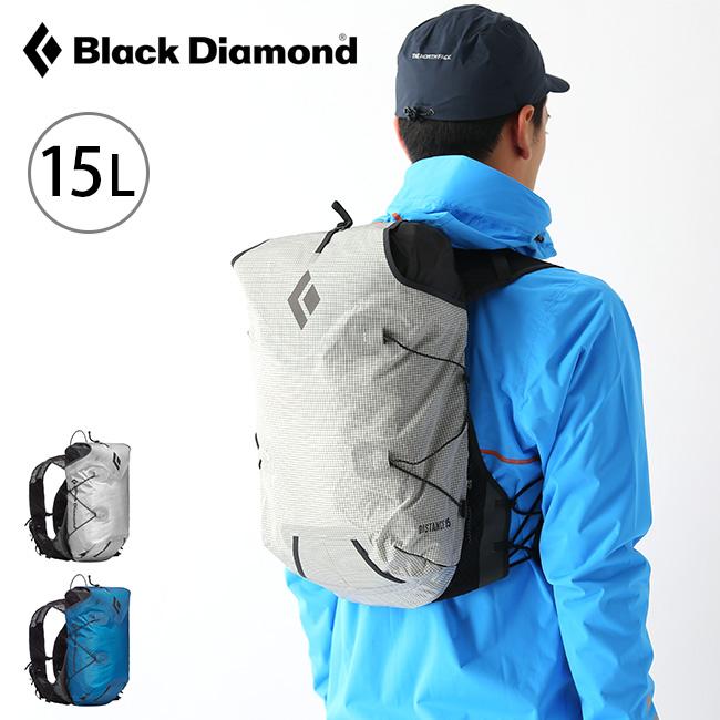 ブラックダイヤモンド ディスタンス15 Black Diamond DISTANCE 15 BD56600 バッグ バッグパック リュック ランニングパック 15L <2019 秋冬>