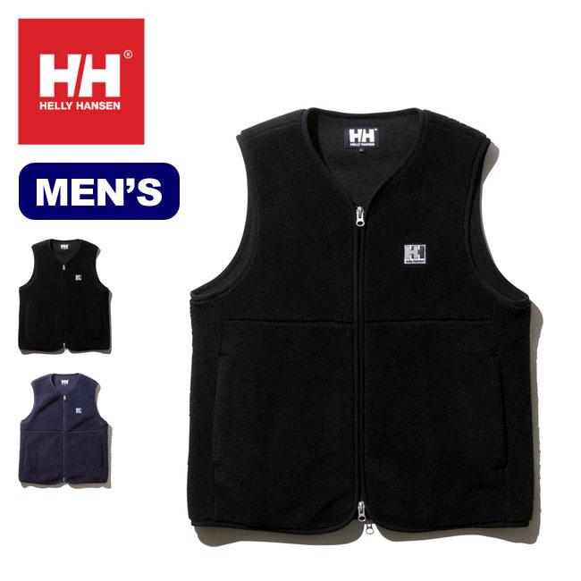 ヘリーハンセン ファイバーパイルベスト HELLY HANSEN FIBERPILE Vest メンズ HE51979 ベスト フリース フリースベスト アウトドア <2019 秋冬>