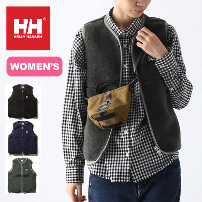 ヘリーハンセン ファイバーパイルベスト ウィメンズ HELLY HANSEN FIBERPILE Vest レディー HE51979 ベスト フリース フリースベスト アウトドア <2019 秋冬>