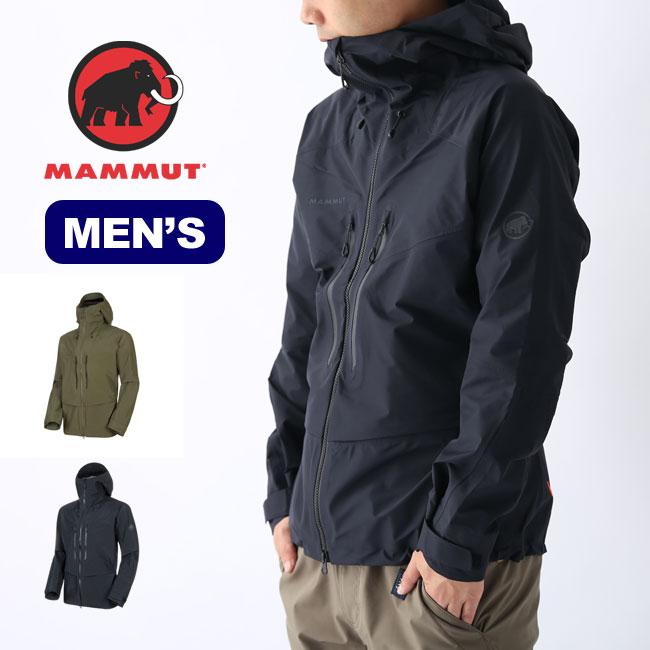【キャッシュレス 5%還元対象】  マムート セオンHSフーデッドジャケットAF メンズMAMMUT Teton HS Hooded Jacket AF Men メンズ 1010-27120 ジャケット アウター コート トップス <2019 秋冬>