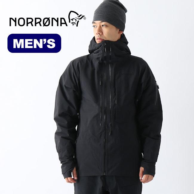 ノローナ ロフォテン ACEゴアテックスプロジャケット メンズ Norrona lofoten ACE Gore-Tex Pro M's Jacket 1001-19 メンズ ジャケット スキー スノボ バックカントリー アウトドア sp19aw