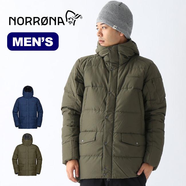 ノローナ ロールダル ダウン750ジャケット メンズ Norrona røldal down750 Jacket メンズ 1407-18 アウター ジャケット ダウン なかわた アウトドア sp19aw