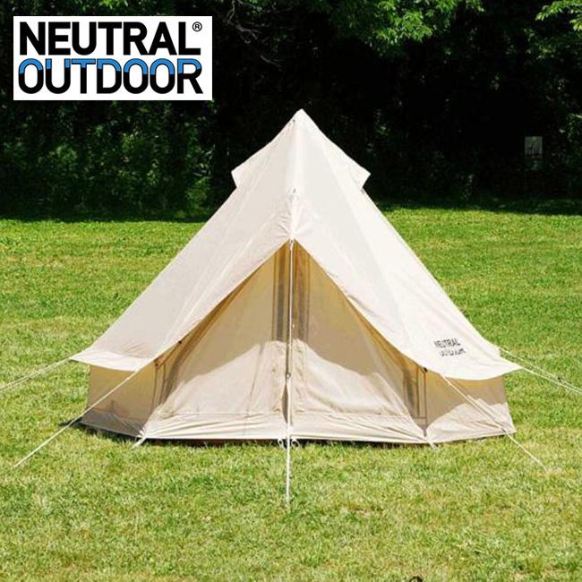 ニュートラルアウトドア GEテント 2.5 NEUTRAL OUTDOOR NT-TE01 テント 2~3人用 キャンプ アウトドア <2019 秋冬>