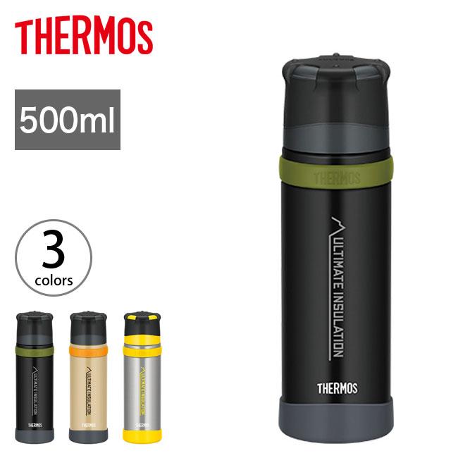 サーモス ステンレスボトル 500ml THERMOS FFX-501 ボトル 水筒 保温 保冷 登山 冬山 山専用 <2019 秋冬>