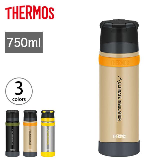 サーモス ステンレスボトル 750ml THERMOS FFX-751 ボトル 水筒 保温 保冷 登山 冬山 山専用 <2019 秋冬>