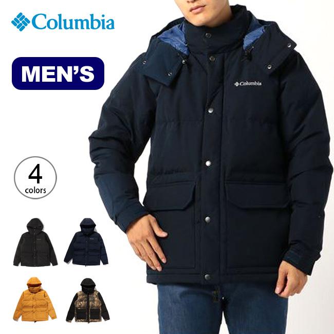 【キャッシュレス 5%還元対象】  コロンビア シダーヒルズダウンジャケット Columbia Cider Hilles Down Jacket メンズ ダウンジャケット ジャケット アウター ダウン <2019 秋冬>