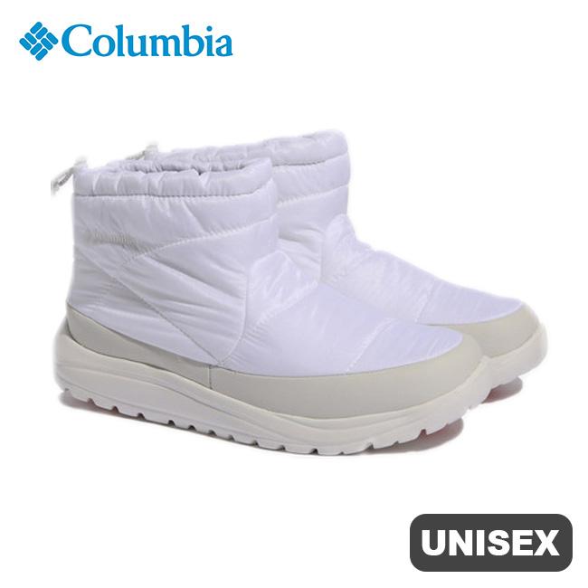 コロンビア スピンリールミニブーツアドバンスウォータープルーフオムニヒート Columbia Spinreel Mini Boot Advance Waterproof Omni-Heat ユニセックス YU0275 靴 ブーツ ショートブーツ ハイカット 雪 防水 <2019 秋冬>