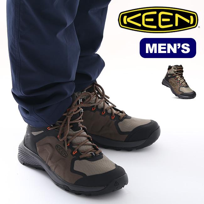 キーン エクスプロール ミッド ウォータープルーフ KEEN EXPLORE MID WP メンズ 靴 シューズ ハイキングブーツ スニーカー アウトドア sp19fw