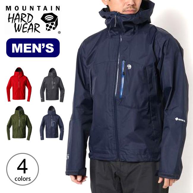 マウンテンハードウェア エクスポージャー2ゴアテックスパックライトジャケット メンズ Mountain Hardwear Exposure/2 Gore-Tex Paclite Jacket メンズ OM7409 レインウェア アウターアウトドア