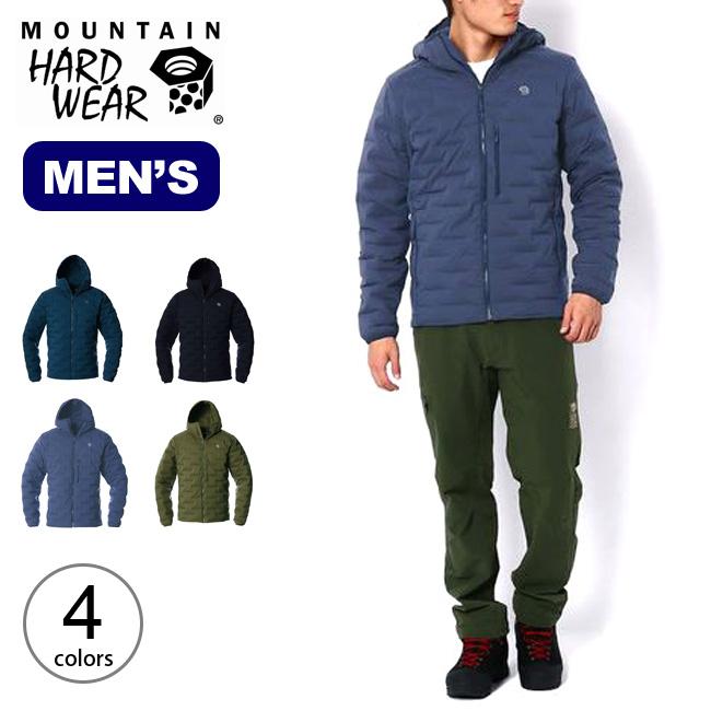 マウンテンハードウェア スーパーDSストレッチダウンフーデッドジャケット Mountain Hardwear Super/DS Stretchdown Hooded Jacket メンズ OM7674 アウター コート トップス ジャケット <2019 秋冬>