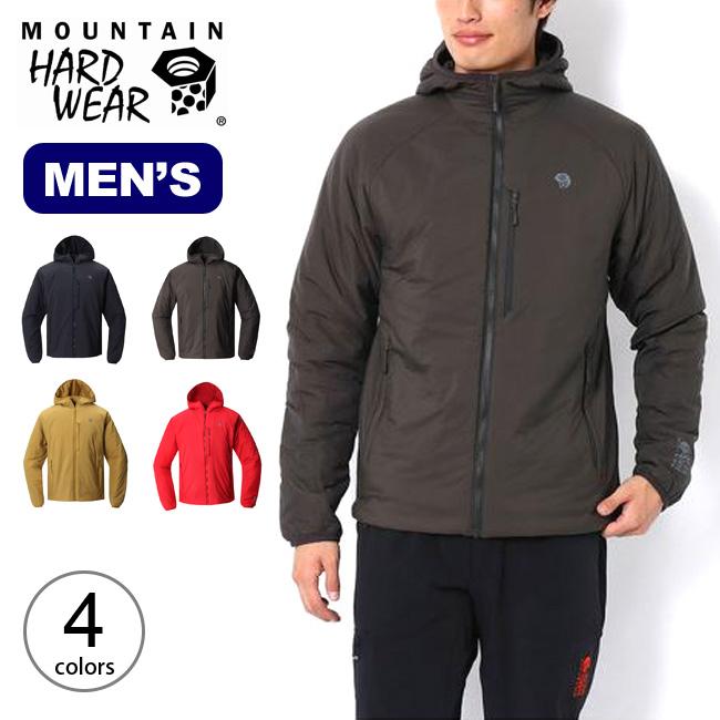 マウンテンハードウェア コアストラータフーデッドジャケット Mountain Hardwear Kor Strata Hooded Jacket メンズ OM7796 アウター コート トップス ジャケット <2019 秋冬>