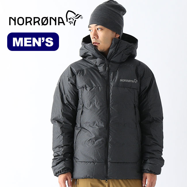 ノローナ トロールヴェゲン ACEダウン950ジャケット メンズ Norrona trollveggen ACE down950 Jacket 1631-19 メンズ ジャケット アウター ダウン 登山 アウトドア sp19aw