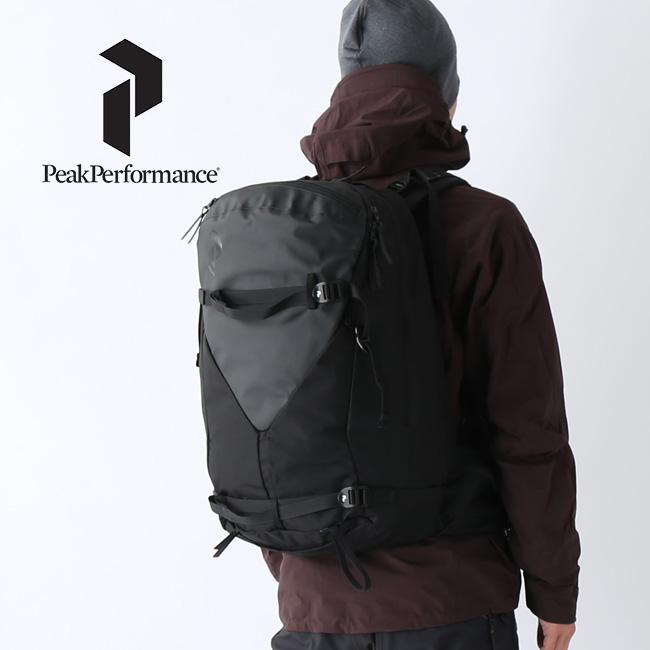 ピークパフォーマンス バーティカルバックパックL PeakPerformance Vertical Backpack L リュック バックパック アウトドア <2019 秋冬>