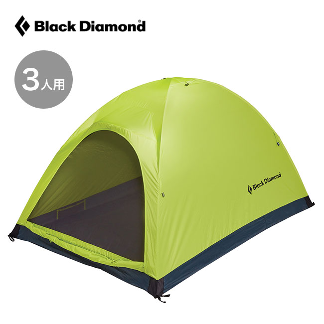 ブラックダイヤモンド ファーストライト3P Black Diamond FIRSTLIGHT 3P BD80060 テント テント泊 キャンプ 3人用 オールシーズン アウトドア <2019 秋冬>