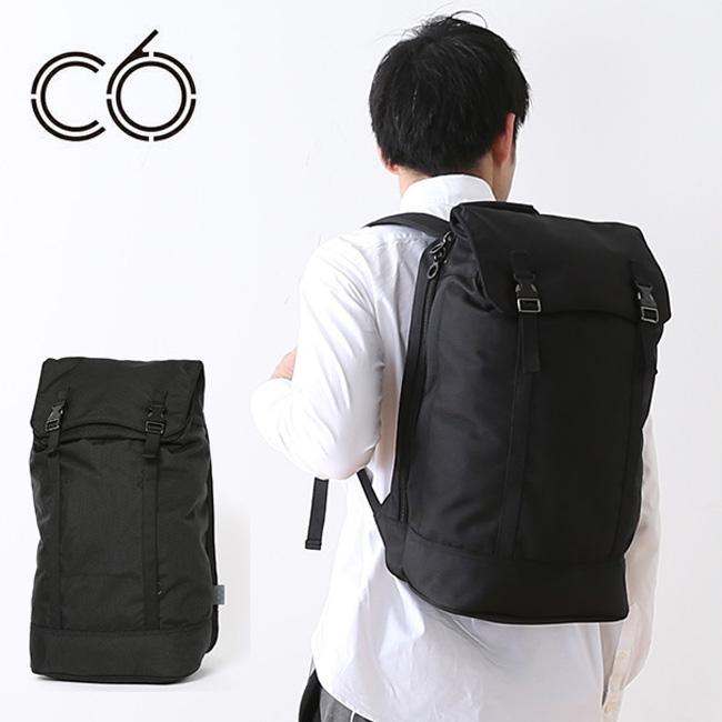 シーシックス クリサリスバックパック C6 Chrysalis Backpack バックパック リュック ザック ナイロン ブラックアウトドア