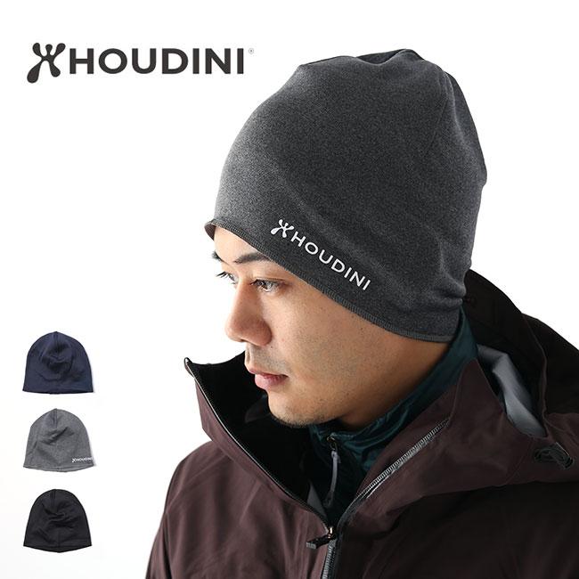 フーディニ トースティトップハットヘザー HOUDINI Toasty Top Hat Heather 329134 帽子 ビーニー 防寒 ヘッドウェア sp19fw