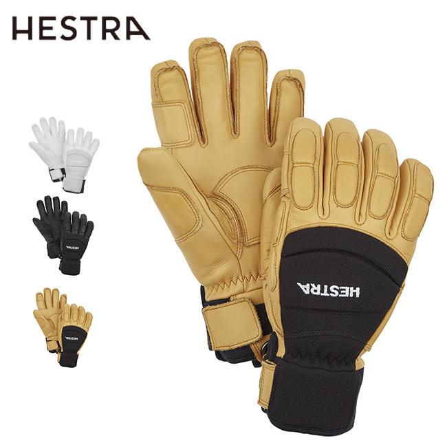 秋冬 ヘストラ バーティカルカットシーゾーン HESTRA Vertical Cut Czone 30190 メンズ 手袋 レザーグローブ アウトドア 【正規品】
