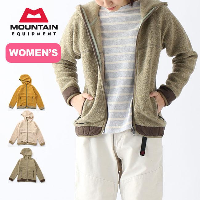 マウンテンイクイップメント ウールボアフーディ【ウィメンズ】MOUNTAIN EQUIPMENT Wool boa hoodie 425177 アウター フリース レディース アウトドア <2019 秋冬>