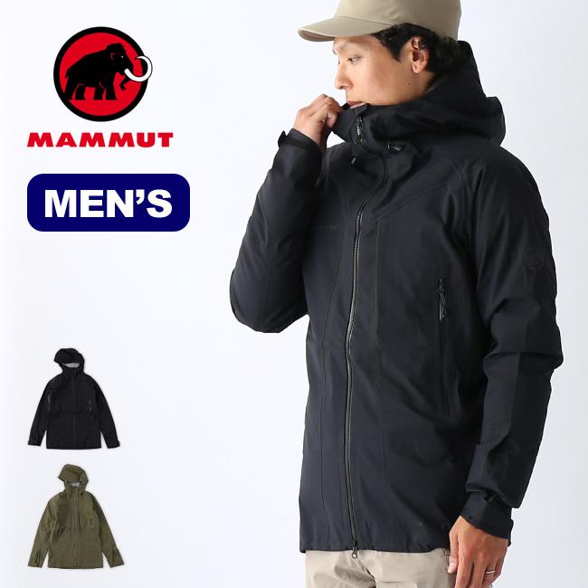 マムート マサオHSフーデッドジャケット メンズ MAMMUT Masao HS Hooded Jacket 1010-26480 トップス アウター ジャケット シェルジャケット 防風 防水 <2019 秋冬>