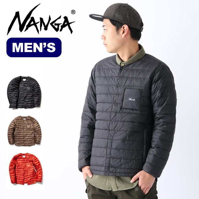 ナンガ ダウンカーディガン NANGA Down cardigan ジャケット アウター メンズ アウトドア <2019 秋冬>