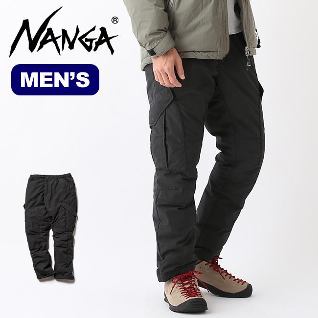 ナンガ タキビダウンパンツ NANGA TAKIBI DOWN PANTS ズボン 長ズボン パンツ メンズ アウトドア <2019 秋冬>