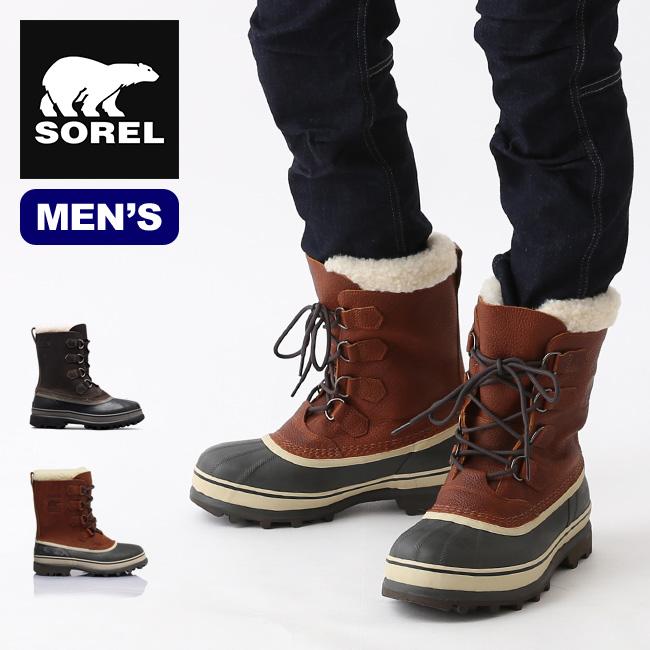 ソレル カリブーウール メンズ SOREL Caribou WL 靴 ブーツ スノーブーツ 男性 アウトドア <2019 秋冬>