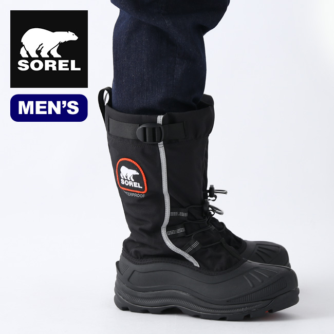 ソレル アルファパックXT メンズ SOREL Alpha Pac XT NM2127 ブーツ スノーブーツ 男性 アウトドア <2019 秋冬>