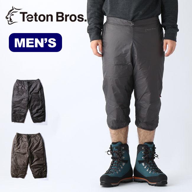 ティートンブロス ホバック プリマニー メンズ TetonBros  Hoback Prima Knee TB193-25M パンツ ズボン インサレーション 七分丈 アウトドア <2019 秋冬>